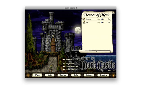Screenshot Darkcastle